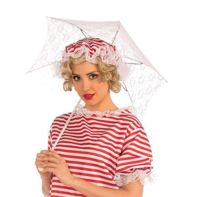 Womens Beachside Bettie (Adult Costumes) - Female - One Size Halloween Costume