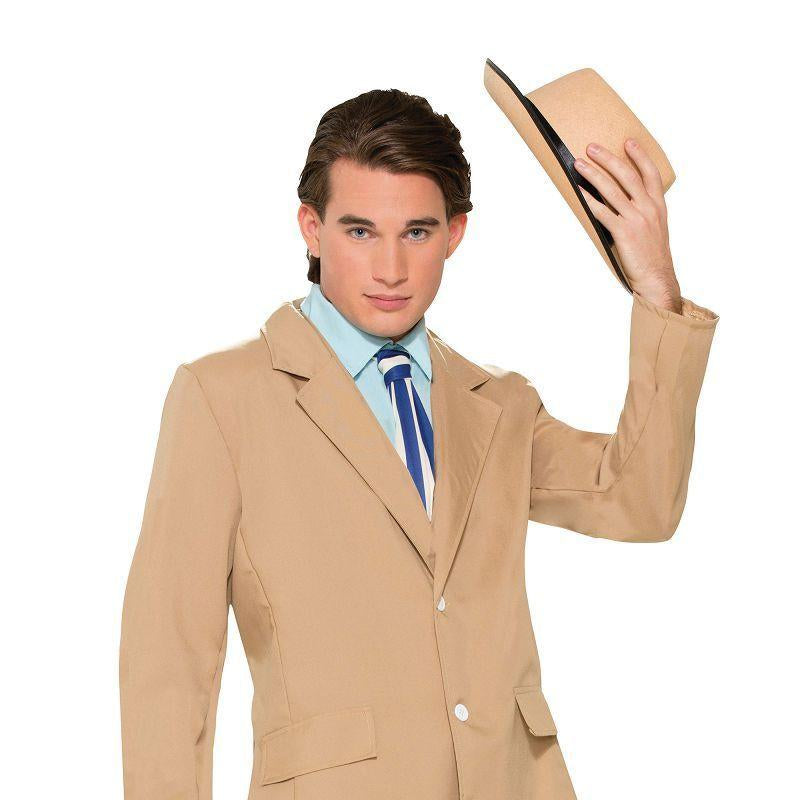 Mens Gold Coast Gentleman (20s Suit) (Adult Costumes) - Male - One Size Halloween Costume