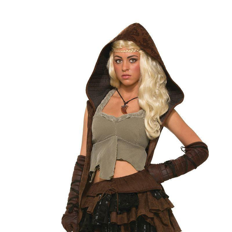 Womens Rogue Warrior Female (Medieval) (Adult Costumes) - Female - One Size Halloween Costume