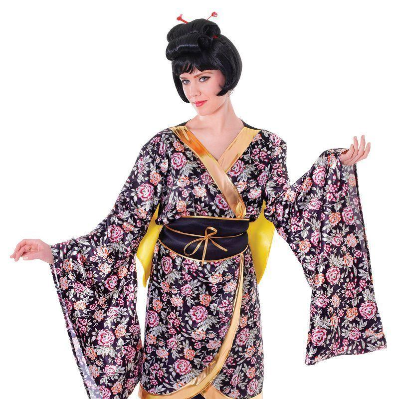 Womens Geisha Girl Adult Costume - Female - One Size Halloween Costume