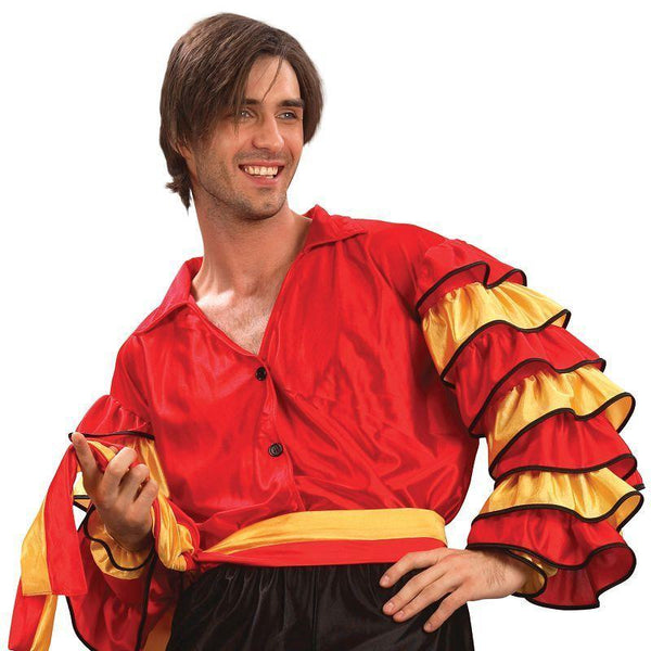 Mens Rumba Man Adult Costume - Male - One Size Halloween Costume