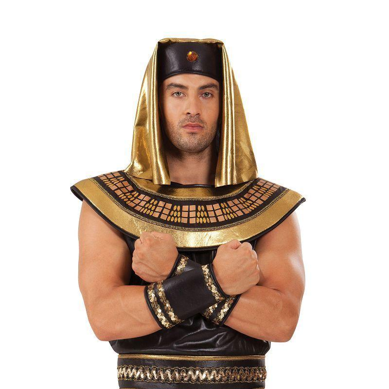 Mens Egyptian King (Adult Costumes) - Male - One Size Halloween Costume