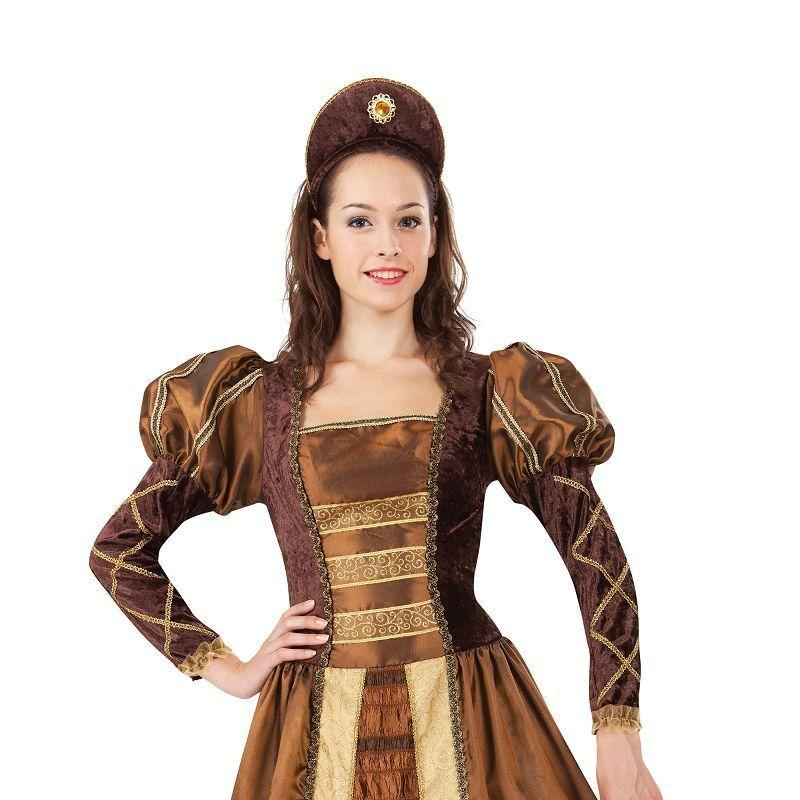 Womens Golden Queen (Adult Costumes) - Female - One Size Halloween Costume