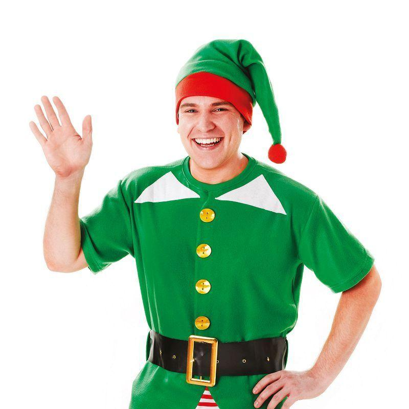 Womens Jolly Elf Costume Kit. Adult Costumes - Female - One Size Halloween Costume