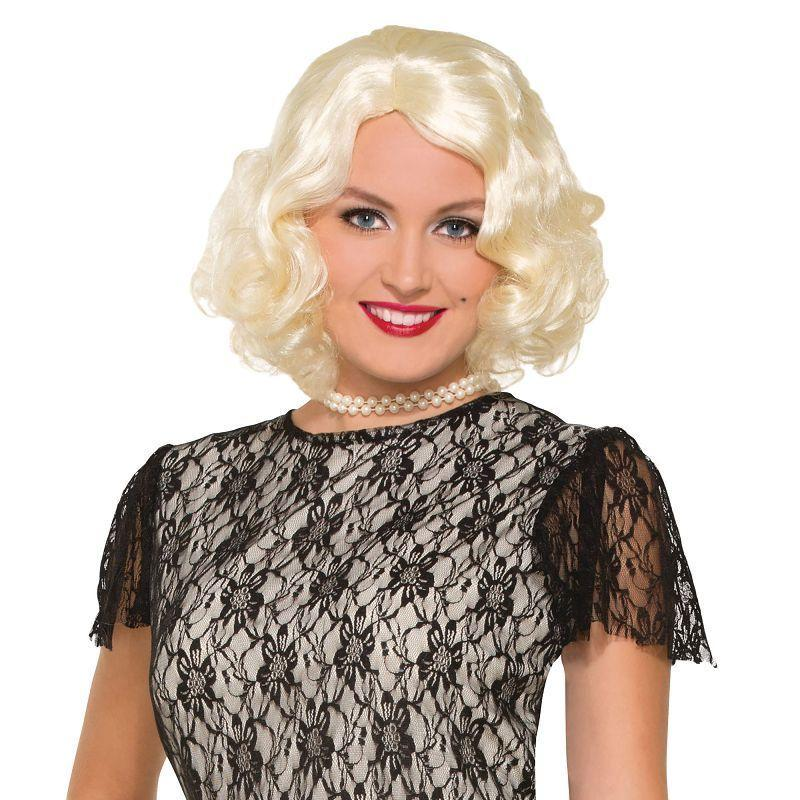 Womens Lace Blouse Black (Adult Costumes) - Female - One Size Halloween Costume