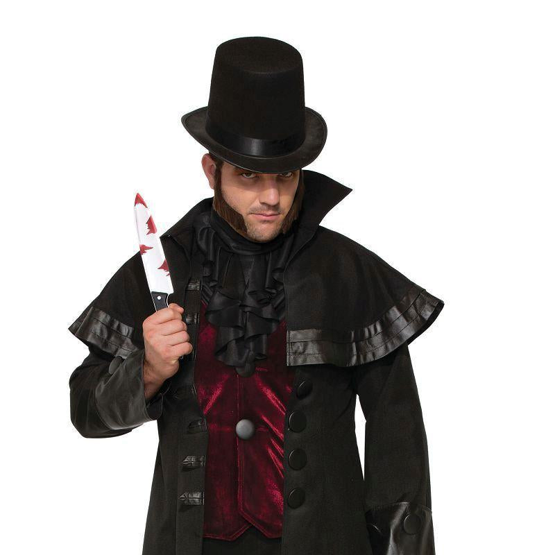 Jack The Ripper Costume (Adult Costumes) - Male - One Size Fits Most