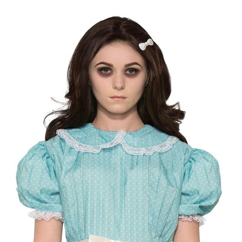 Creepy Sister Adult (Adult Costumes) - Female - One Size Fits Most