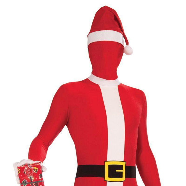 "Mens Santa Suit Disapearing Man. (Adult Costumes) - Male - Chest Size 44"" Halloween Costume"