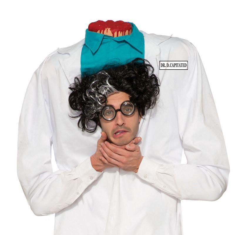 Doctor D Capitated Costume (Adult Costumes) - Chest Size 42""