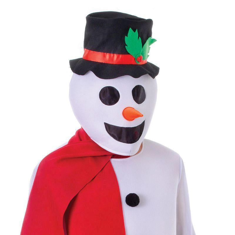 Snowman Costume Set Adult Costume - Unisex - One Size