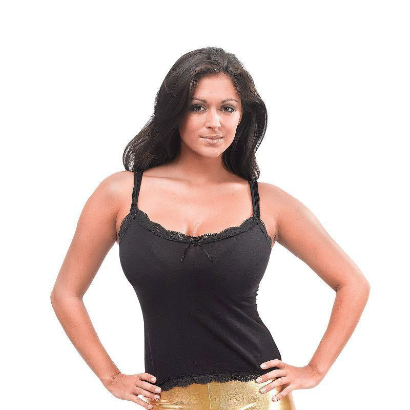 Womens Hot Pants. Gold Adult Costume - Female - One Size Halloween Costume
