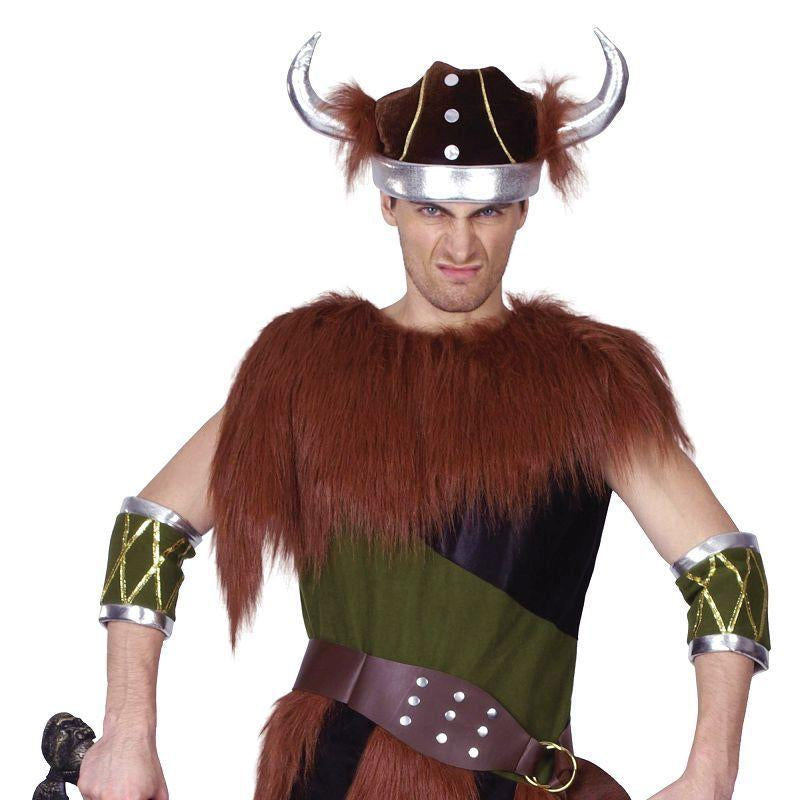 Mens Viking Man Adult Costume - Male - One Size Halloween Costume