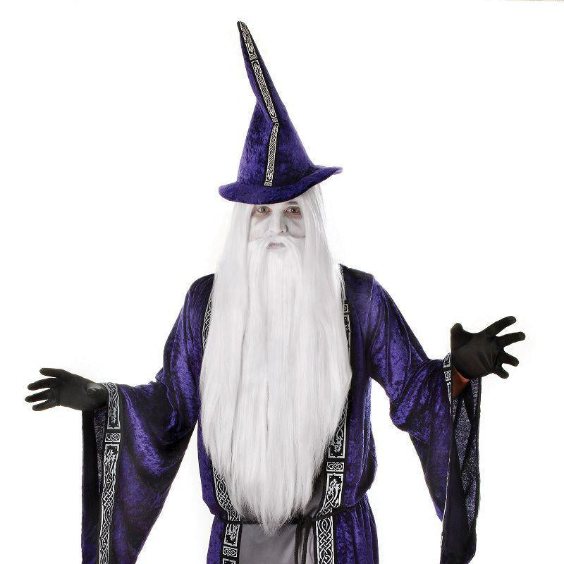 Womens Wizard Costume/Robe Adult Costumes - Female - One Size Halloween Costume