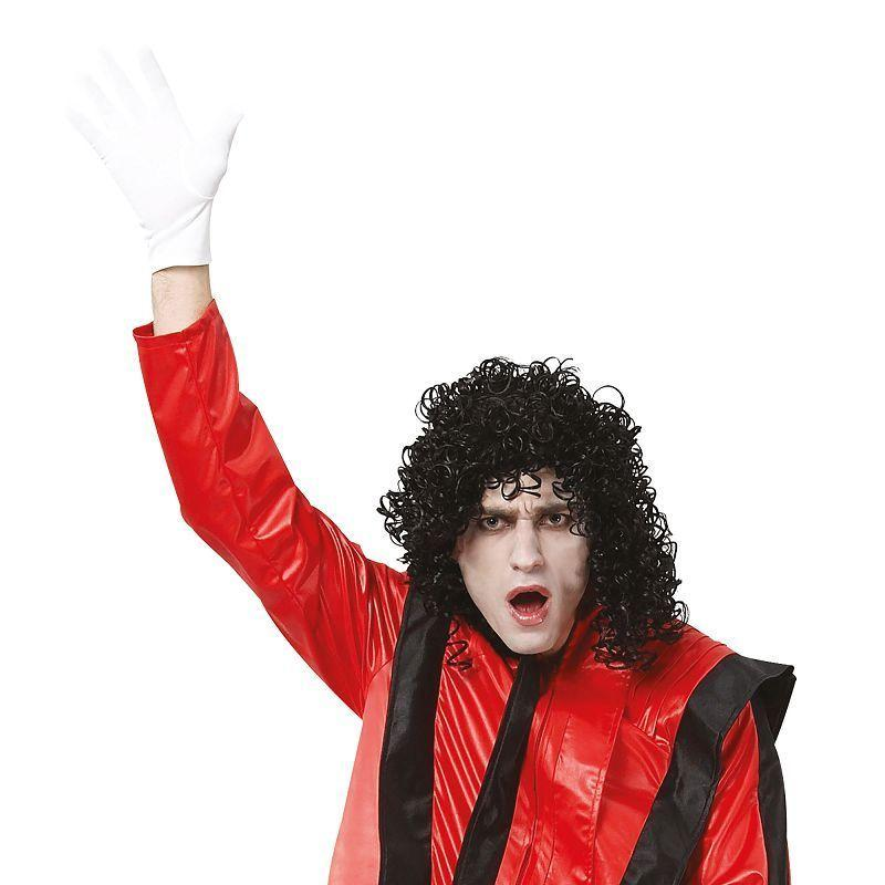 Mens Superstar. Red Adult Costume - Male - One Size Halloween Costume