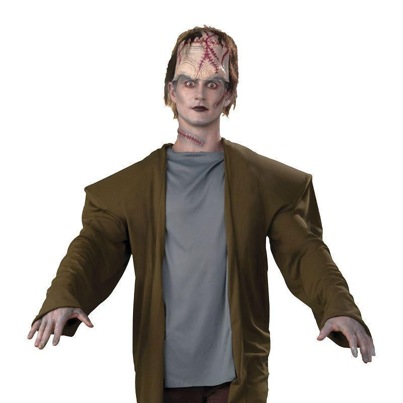 Mens Frankenstein Costume Adult Costume - Male - One Size Halloween Costume