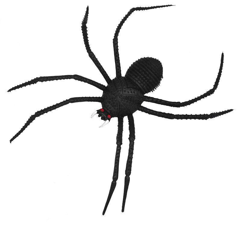 "Spiders.black 14"" Long Legged. (Animal Kingdom) - Unisex - 14"" Box 24"