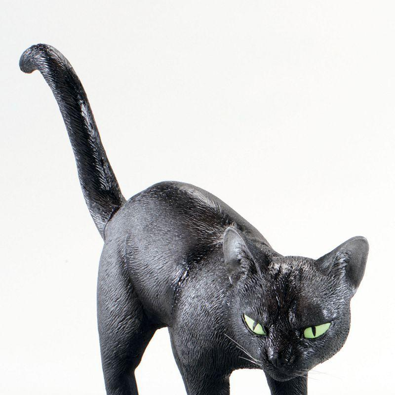 Black Cat. Rubber (Animal Kingdom) - Unisex - Large