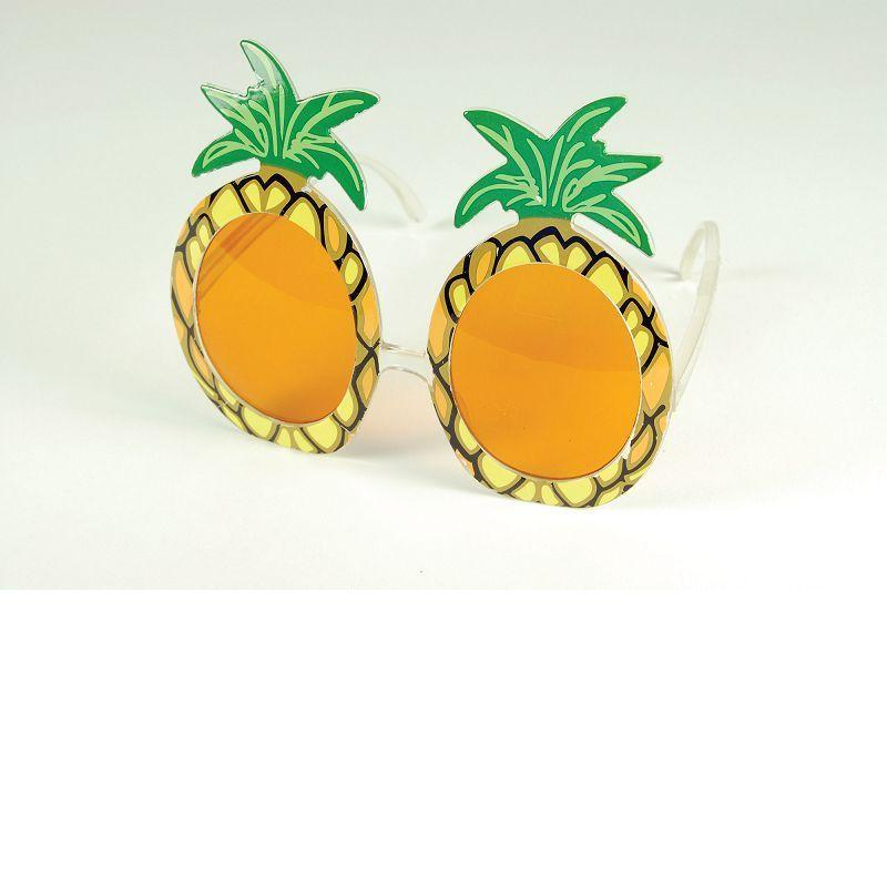 Pineapple Glasses (Costume Accessories) - Unisex - One Size