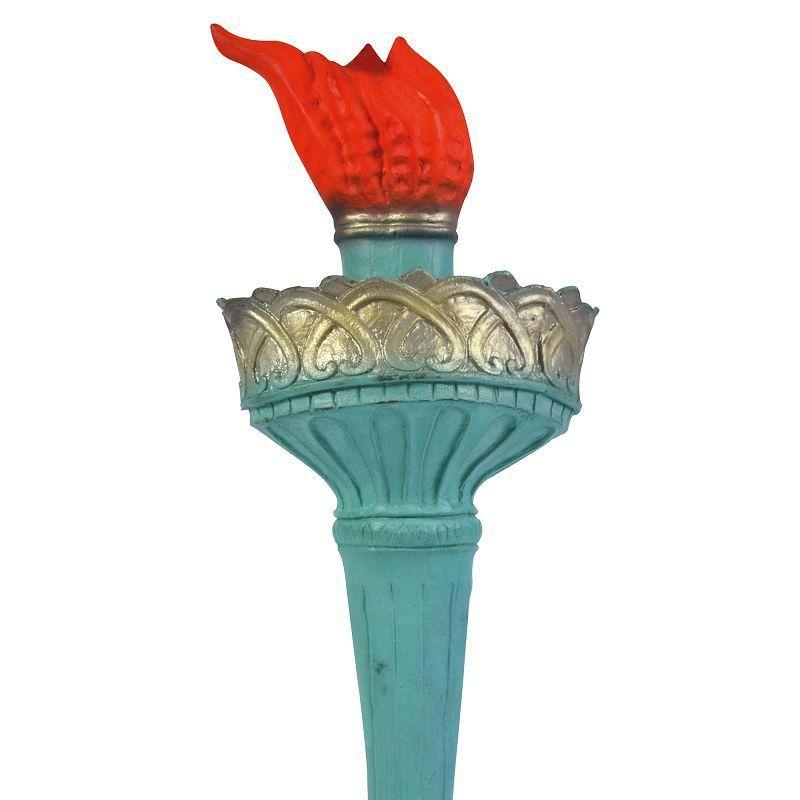 Statue Of Liberty Torch. (Costume Accessories) - Unisex - One Size.