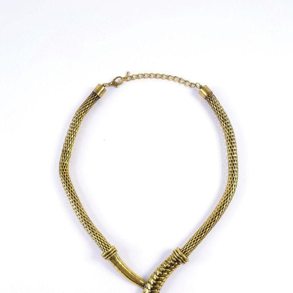 Snake Necklace (Costume Accessories) - Unisex - One Size