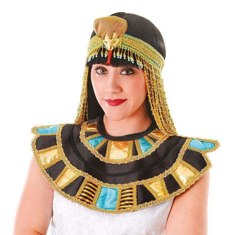 Womens Egyptian Collar (Costume Accessories) - Female - One Size Halloween Costume
