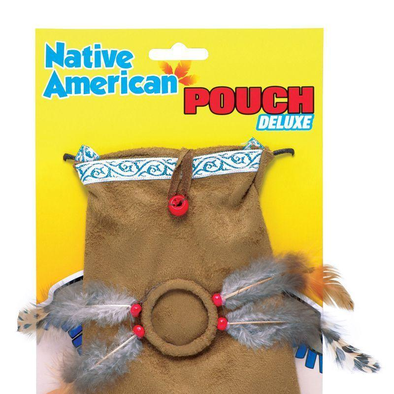 Indian Pouch (Costume Accessories) - Unisex - One Size