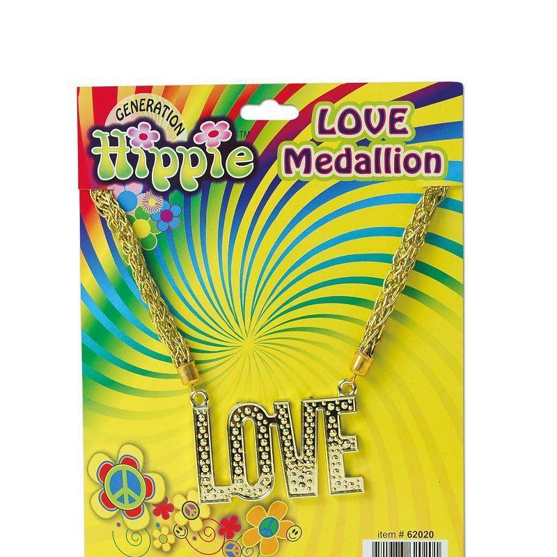 Love Necklace (Costume Accessories) - Unisex - One Size