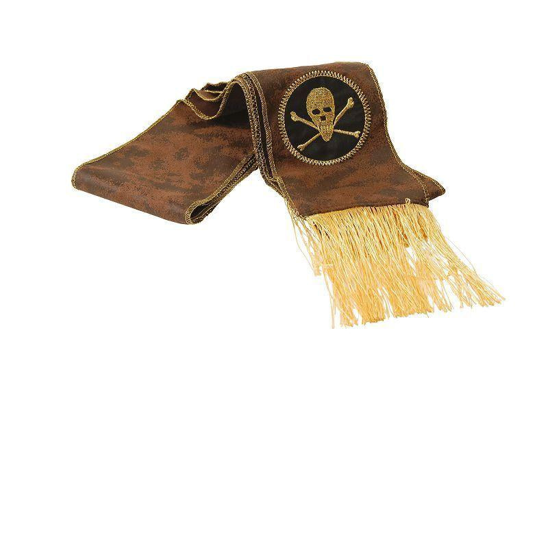 Pirate Buccaneer Sash (Costume Accessories) - Unisex - One Size