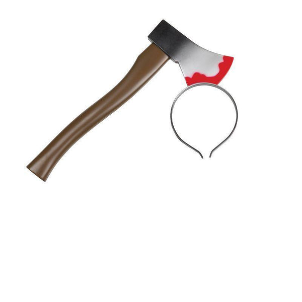 Axe in Head. Carded (Costume Accessories) - Unisex - One Size