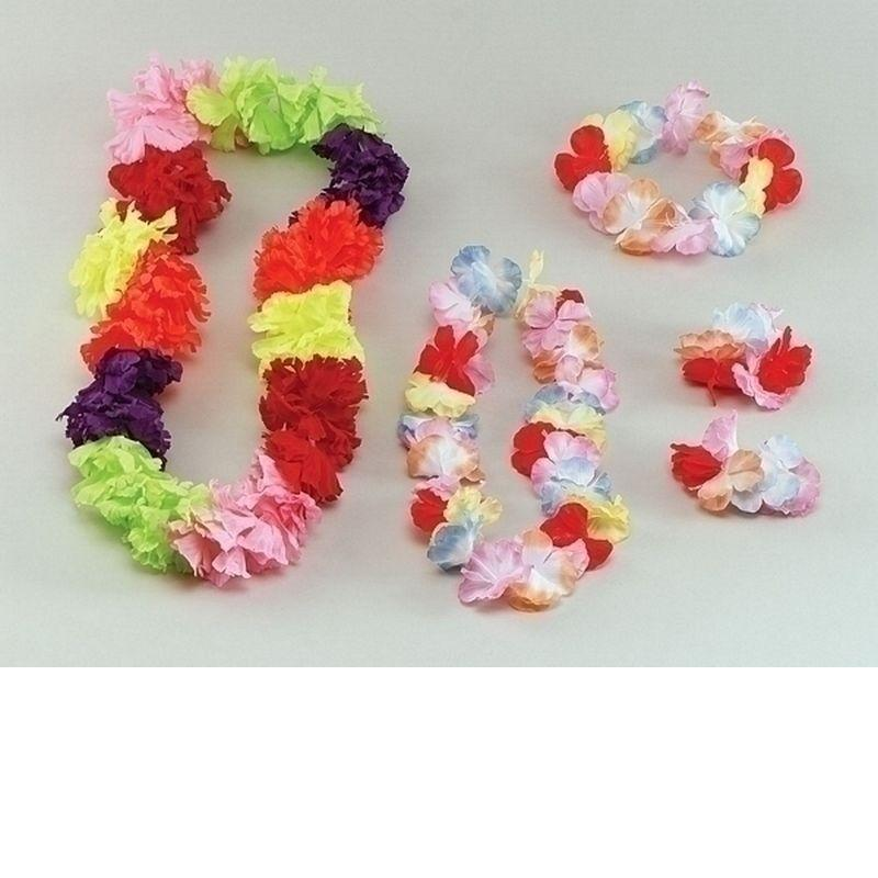 Hawaiian Headbands (Costume Accessories) - Unisex - One Size