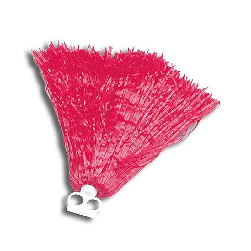 Womens Pom Pom. Small. Red (Costume Accessories) - Female - Small Halloween Costume