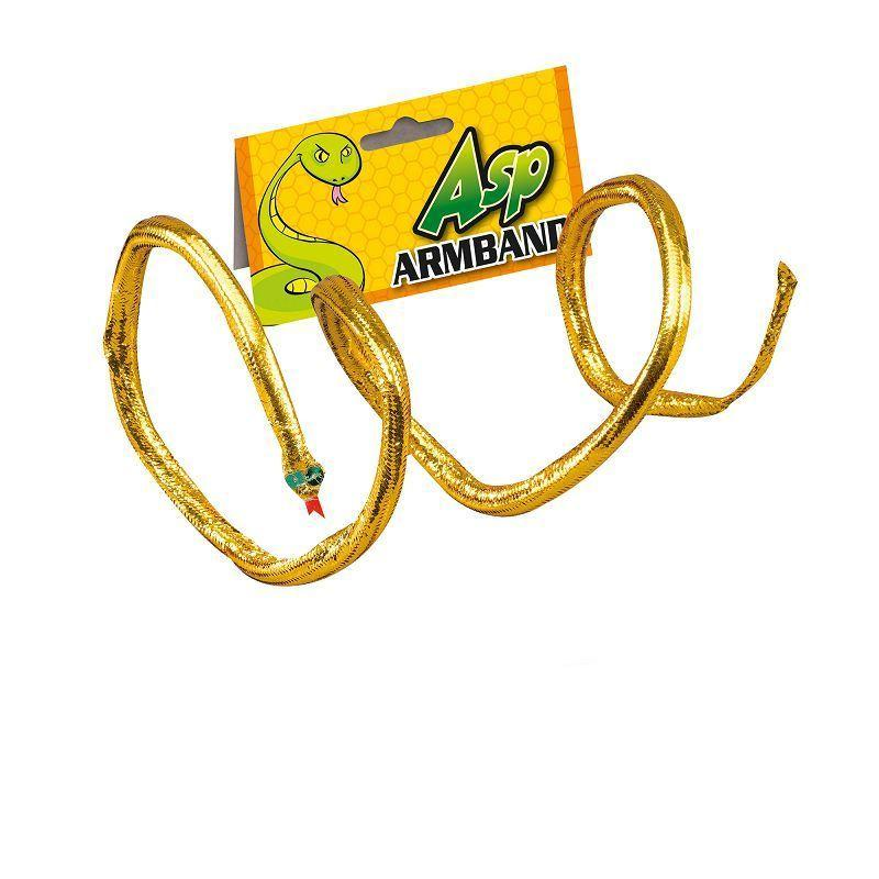 Womens Snake Armband. Original (Costume Accessories) - Female - One Size Halloween Costume