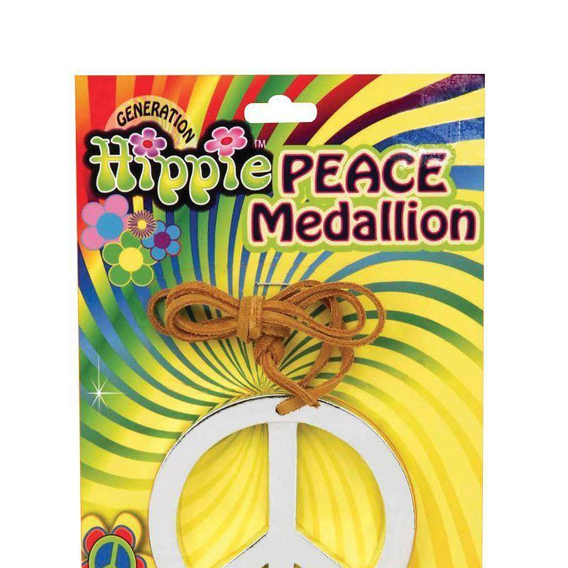 Peace Medallion (Costume Accessories) - Unisex - One Size