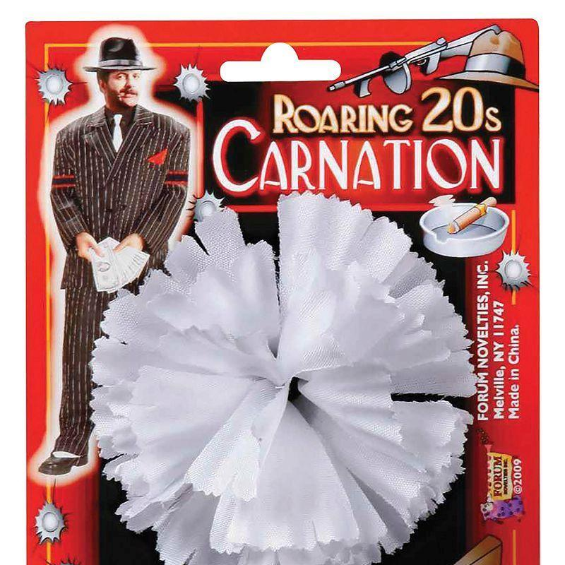 Mens Gangster Carnation (Costume Accessories) - Male - One Size Halloween Costume