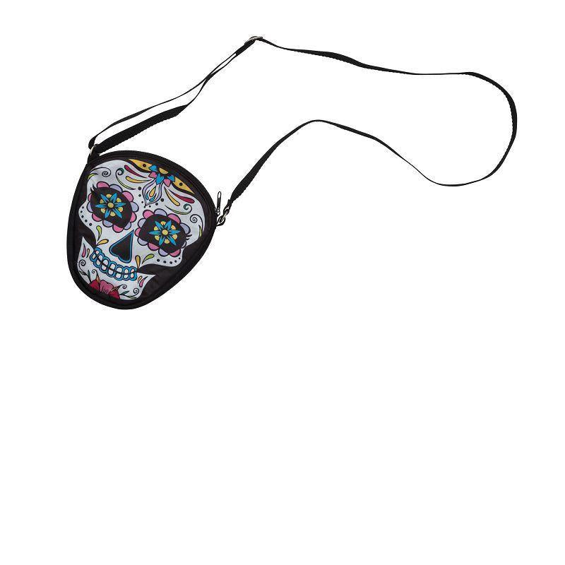 Day of the Dead Bag (Costume Accessories) - Female - One Size Fits Most