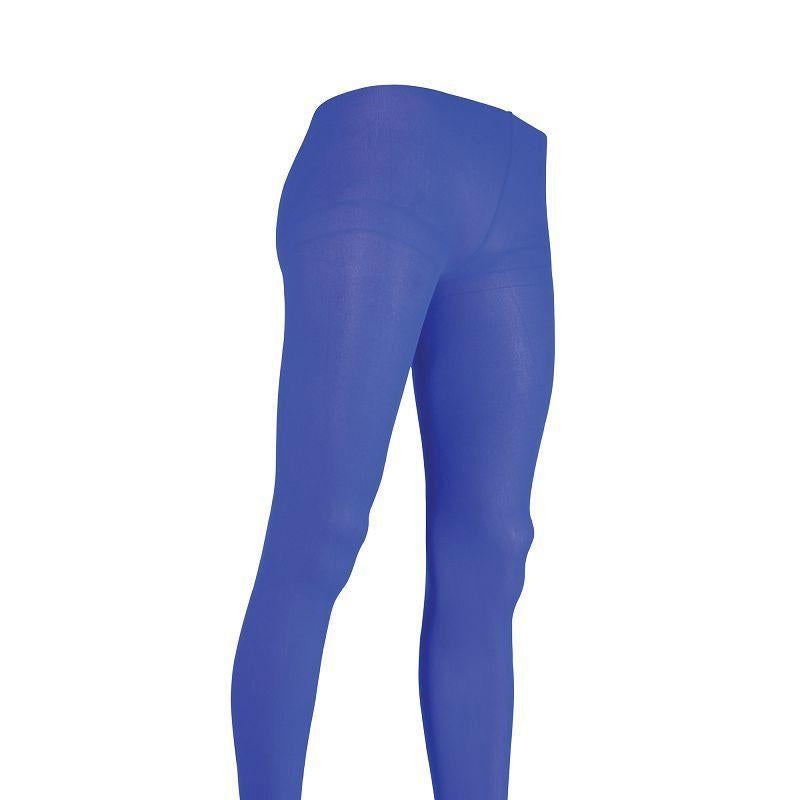 Womens Tights. Ladies, Blue. (Costume Accessories) - Female - One Size Halloween Costume