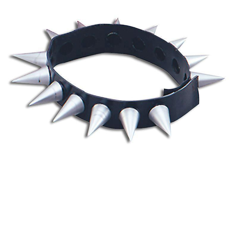 Spike Choker (Costume Accessories) - Unisex - One Size