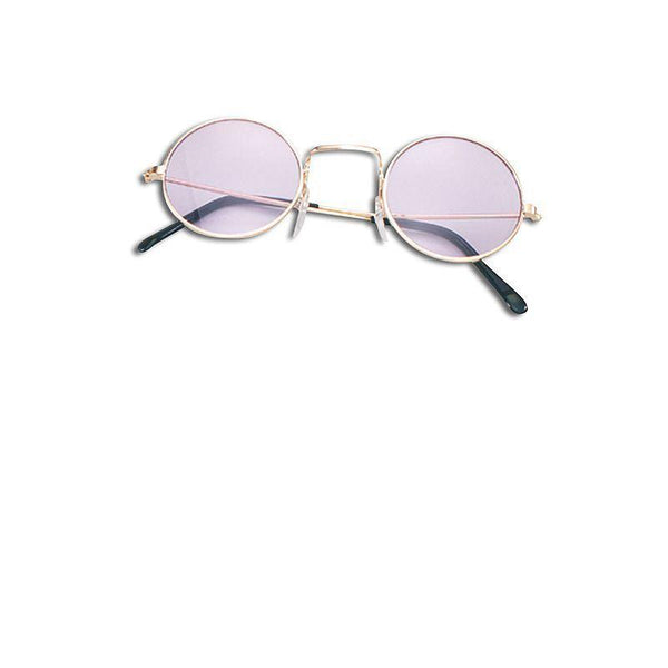 Lennon Glasses. Purple (Costume Accessories) - Unisex - One Size