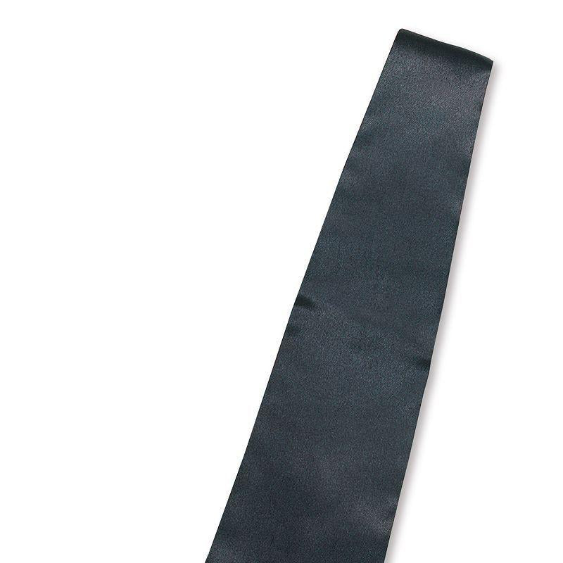 Mens Gangster Tie. Black (Costume Accessories) - Male - One Size Halloween Costume
