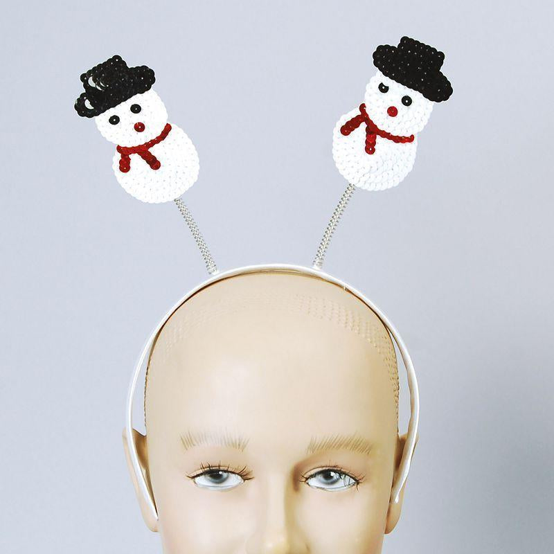 Snowman Boppers (Costume Accessories) - Unisex - One Size