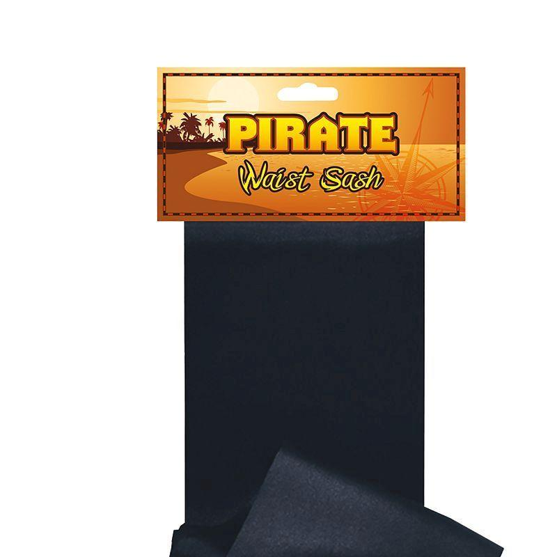 Pirate Waist Sash Deluxe (Costume Accessories) - Unisex - One Size