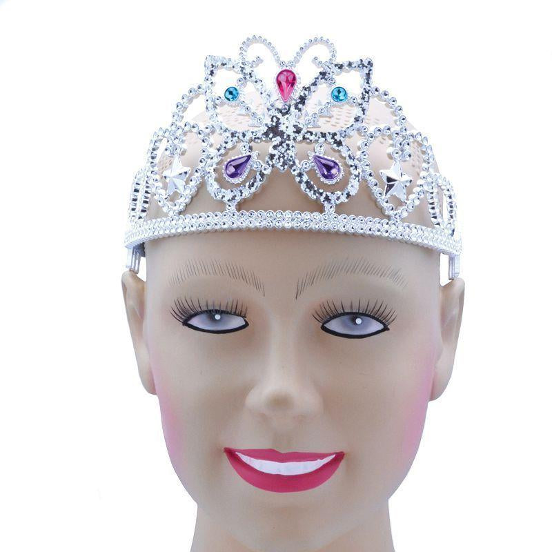Womens Butterfly Tiara. (Costume Accessories)- Female - One Size Halloween Costume