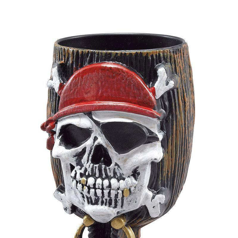 Pirate Goblet (Costume Accessories) - Unisex - One Size