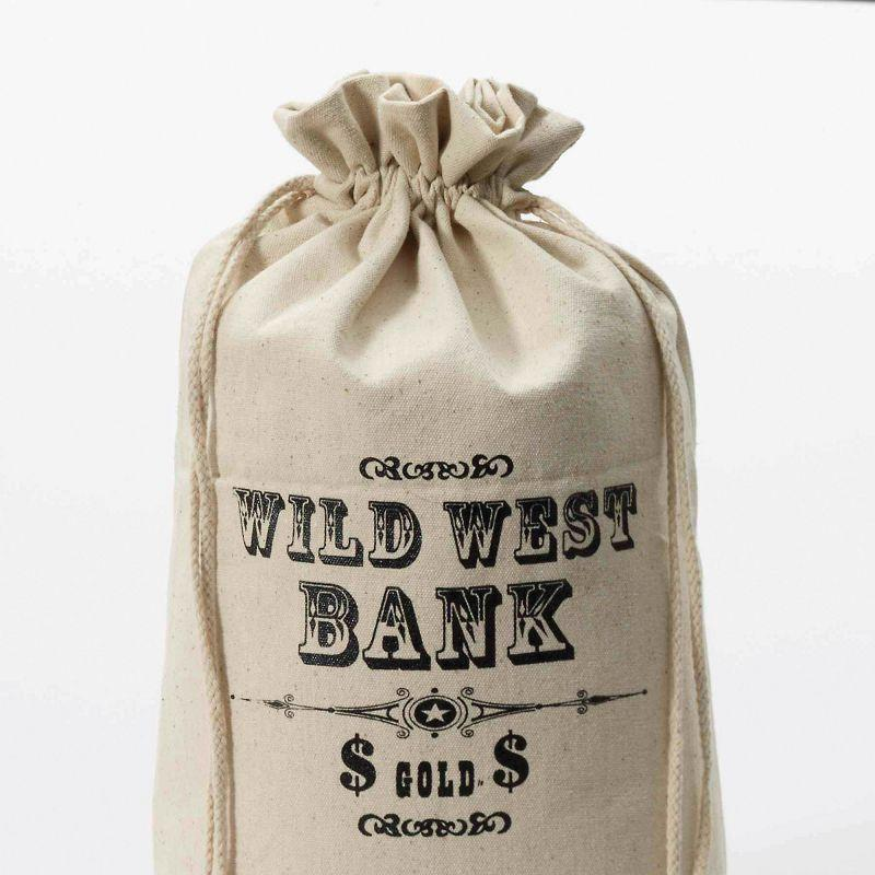 Money Bag. Wild West (General Accesories) - Unisex - One Size