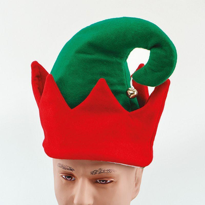 Elf/Jingle Bell Hat (Hats) - Unisex - One Size