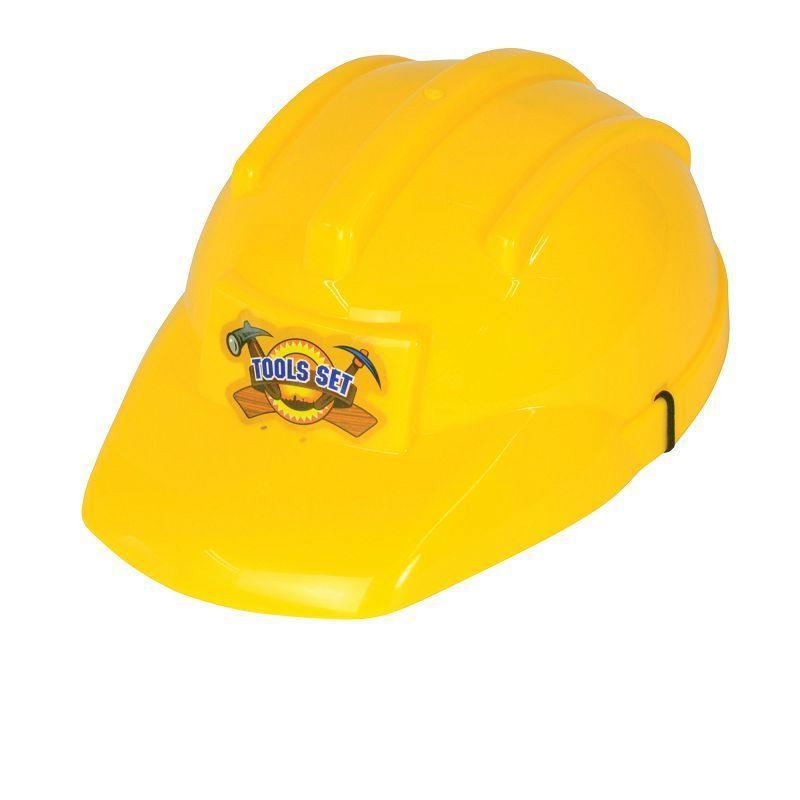 Boys Construction Helmet. Childs (Hats) - Male - One Size Halloween Costume