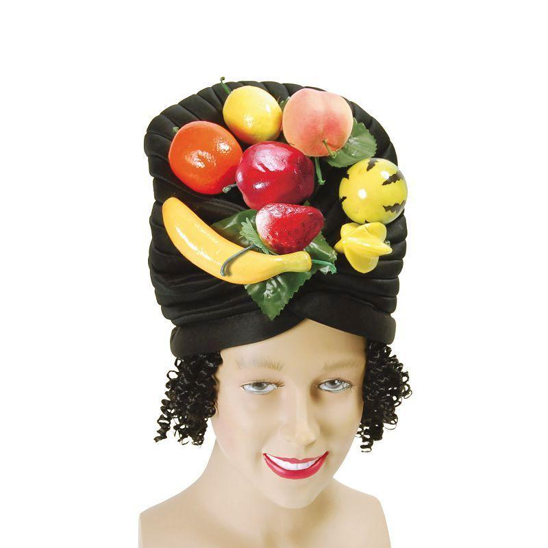 Womens Fruit Hat & Hair (Hats) - Female - One Size Halloween Costume