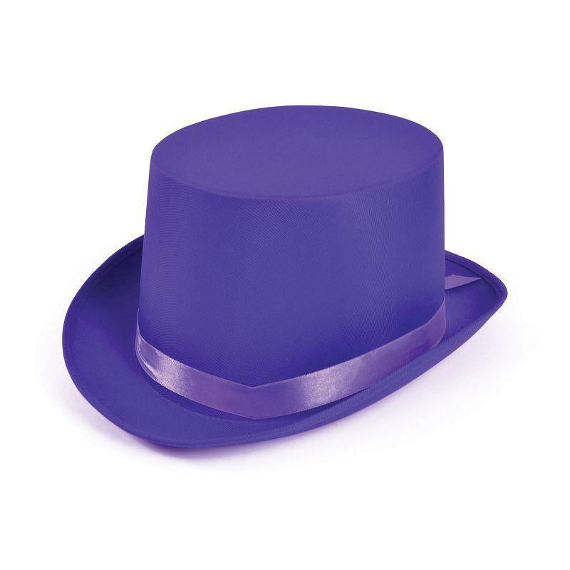Top Hat Purple (Hats) - Unisex - One Size