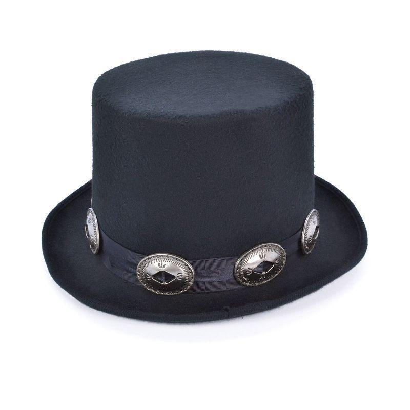 Mens Top Hat. Rocker style( Hats) - Male - One Size Halloween Costume