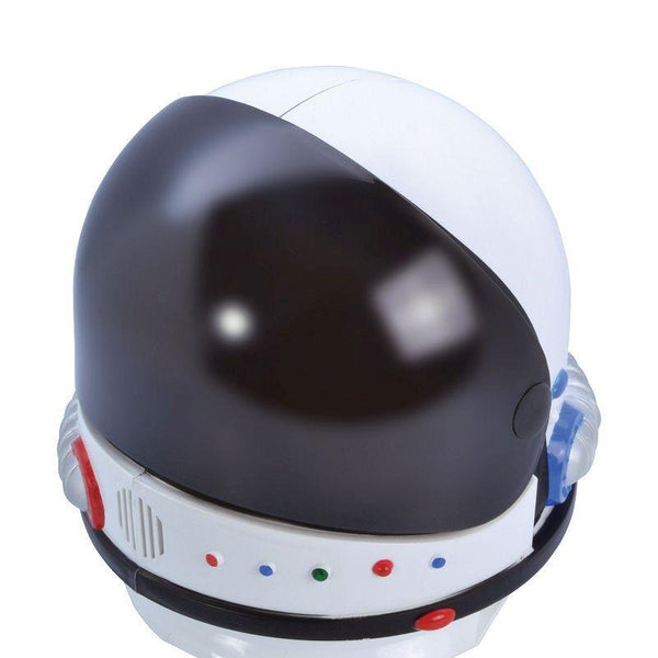 Mens Astronaut Helmet( Hats) - Male - One Size Halloween Costume